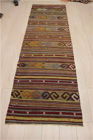 flat weave turkish kilim rug runners turkish kilim runners rug 10393