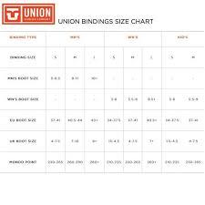 Burton Ripcord Size Chart Burton Snowboard Boots Size Chart Luxury Snowboard Bindings