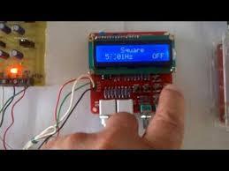 banggood hiland dds function signal generator module diy kit pulse sine wave