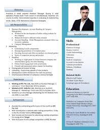 New Resume Format Doc Resume Template Easy Http Www