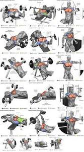 7 Amazing Workout Routines Images Exercise Workouts
