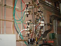 electrical control wiring electrical industry network electrical solenoid valves