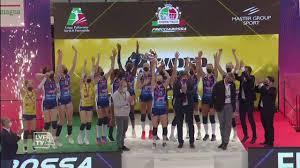 Conegliano - Novara | Finale Coppa Italia Frecciarossa 2021 | Lega Volley  Femminile 2020/21 - YouTube