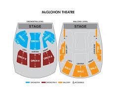 Mcglohon Theater Blumenthal Performing Arts