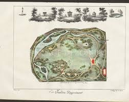 Small Picture Garden Plan 1828 French Garden Design by Gabriel Thouin