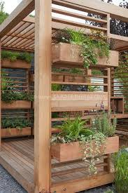 Small Picture Best 25 Garden planter boxes ideas only on Pinterest Building