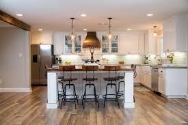 modern farmhouse kitchen design. Kitchen Farm Ideas Incredible Fixer Upper Modern Farmhouse White Kristen Hewitt Pict Of Design