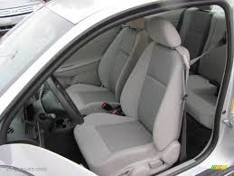Gray Interior 2008 Chevrolet Cobalt LS Coupe Photo #38655890 ...
