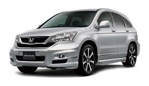 Honda's New CR-V For 2010 — Modified By Modulo And Mugen