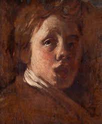 gian lorenzo bernini art uk a boy singing