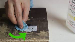 3 ways to get stickers off wood