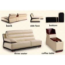 top leather furniture manufacturers. Italy Design Top Genuine Leather Sofa In Multiple Color Furniture Manufacturers T