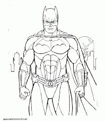 Jeux De Coloriage De Batman Coloriages Store