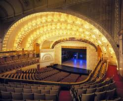Auditorium Theater Chicago Seating Chart Beautiful Theatre But Wow Uncomfortable Seats Review Of