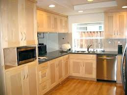 full size of light maple cabinets best natural shaker kitchen image only what color floor kitchens