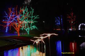 Niagara Falls Holiday Lights Niagara Falls Winter Festival Of Lights