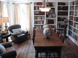 office in dining room. dining room office combou2014love this in r