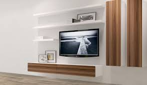 21 floating media center designs for clutter free living room tv floating shelf shelves around for wall