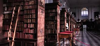 library trinity college cambridge library