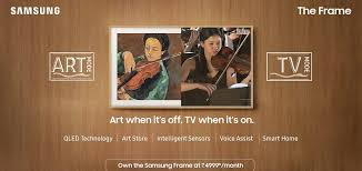 Samsung Launches <b>New</b> Online Exclusive Range of The <b>Frame</b> And ...