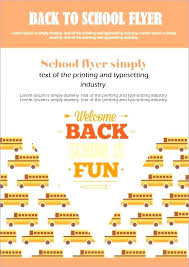 School Open House Flyer Template Fresh Free Brochure For Rent Word Templ
