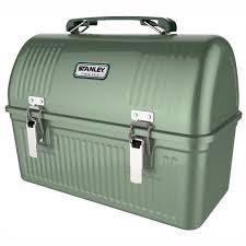 stanley tool box. new stanley | classic 9.4l metal lunch box / tool stanley botanex