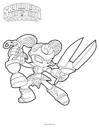 Coloring Pages Of Skylanders Coloring Pages Printable Of S Trap