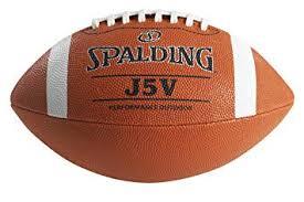 Spalding J5v Rubber Football