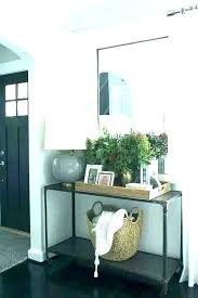 how to decorate entryway table. Entryway Table And Mirror Entrance Way Decor With Entry Hall How To Decorate R
