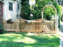 wrought iron fence ideas. Perfect Wrought Small Garden Fencing Ideas Wrought Iron Fence  Panel Designs Intended Wrought Iron Fence Ideas A