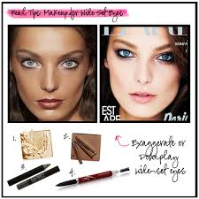 wide set eyes may be a beauty ideal but there are women who would like to minimize the e for a more balanced look simply adjust your eye makeup