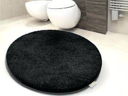 non slip bathroom rugs slip bathroom rugs amazing round black finish for non slip bathroom rugs