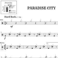 Paradise City - Guns N Roses - Drum ...
