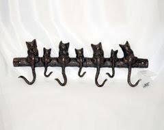 Cat Coat Rack Spi Brass Cat Coat Hook 100 Hooks Per Rack Amazonca Home Kitchen 11
