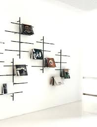 Magazine Holders For Bookshelves New Wall Magazine Holder Granice