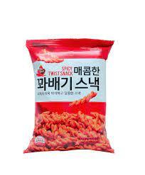 QUẨY_XOẮN_CAY_140G... - MCGoods Việt Nam- Bánh kẹo nhập khẩu