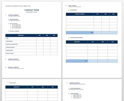 Budget Plan Sample Business 010 Sales Business Plan Template Word Free Ideas Ic Startup