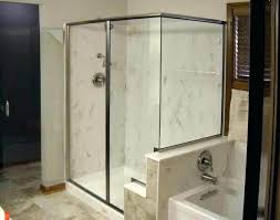 frameless shower doors cost semi shower crystalline semi shower with brushed nickel hardware semi shower door frameless shower doors cost