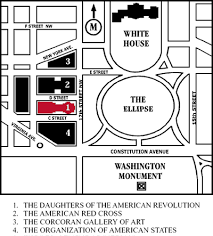 Dar Constitution Hall Seating Chart Directions Parking Daughters Of The American Revolution