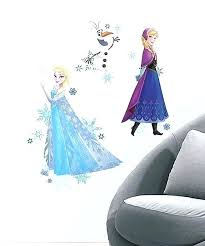 frozen wall decor frozen wall decor frozen wall decal set frozen party wall decorations frozen wall