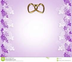 Wedding Invitations Templates Purple Purple And Gold Invitation Templates Barca Fontanacountryinn Com