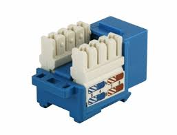 monoprice 5379 punch down cat6 keystone jack 110 type idc punch down connectors 568a and b compliant color coded wiring diagram next to wire clips standard keystone face size 14 5 x 16 0 mm can be