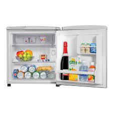 Tủ Lạnh Mini Aqua AQR-55ER-SS (50L) - Hàng chính hãng - Tủ lạnh