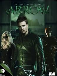 Arrow Temporada 2 Audio Latino