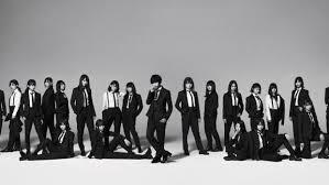 欅坂46スーツ姿の新曲アー写公開 センター平手友梨奈は髪をバッサリ