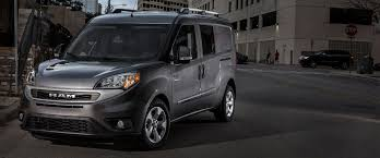 2019 Ram ProMaster City - Work Van Design
