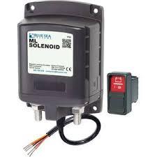 solenoid west marine ml solenoid 12v dc