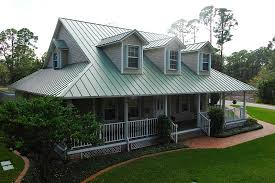 modren roof this is an example of metal roofs with vertical panels to light green metal roof a