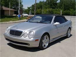 2001 Mercedes-Benz CLK430 for Sale | ClassicCars.com | CC-1006588