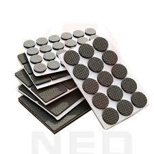 Furniture Foot Pads Self Adhesive Furniture Protector For Floor